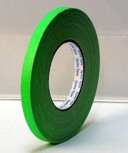 PROGAFF Pro Gaffer Spike Tape - GAFF - 1/2 x 45yds FL Green