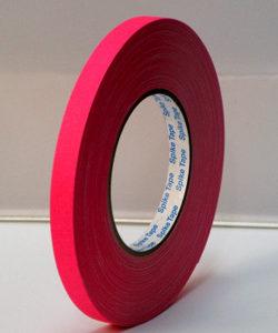 PROGAFF Pro Gaffer Spike Tape - GAFF - 1/2 x 45yds FL Pink