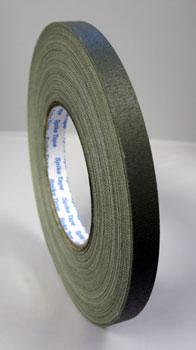 PROGAFF Pro Gaffer Spike Tape - GAFF - 1/2 x 45yds OLIVE GREEN