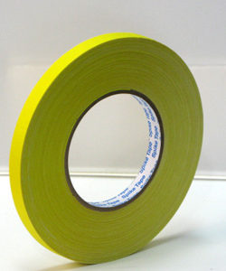 PROGAFF Pro Gaffer Spike Tape - GAFF - 1/2 x 45yds Yellow