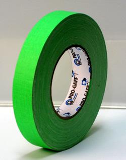 PROGAFF Pro Gaffer Tape - GAFF - 1 x 50yds FL GN