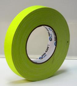 PROGAFF Pro Gaffer Tape - GAFF - 1 x 50yds FLYL