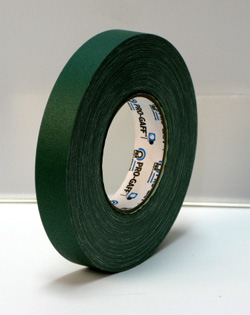 PROGAFF Pro Gaffer Tape - GAFF - 1 x 50yds LIGHT GREEN