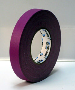 PROGAFF Pro Gaffer Tape - GAFF - 1 x 55yds PU