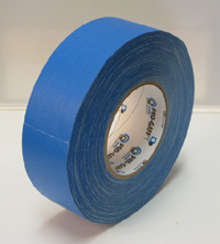 PROGAFF Pro Gaffer Tape - GAFF - 2 x 55yds Electric Blue