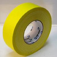 PROGAFF Pro Gaffer Tape - GAFF - 2 x 55yds Yellow