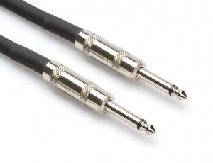 Hosa SKJ-610 TS-TS Speaker Cable - 10' Long