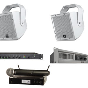 Baseball Sound System - Softball Complete Packages