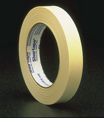"Pro Mask Masking Tape 2"" x 60 yds Tan 24 Rolls"