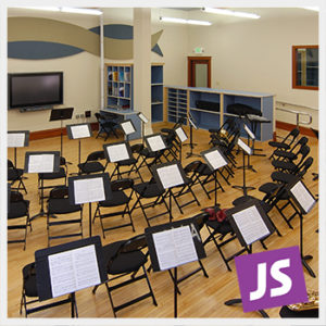 Band Room Sound Systems
