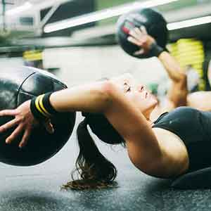 Crossfit/Boot Camp Sound Systems